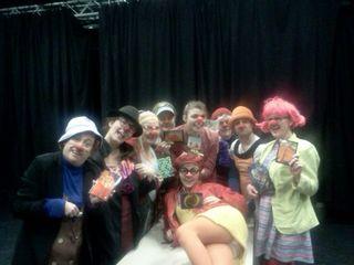 Clown janvier 2014
